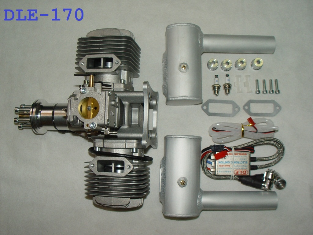 DLE Engines - RC Hobby shop