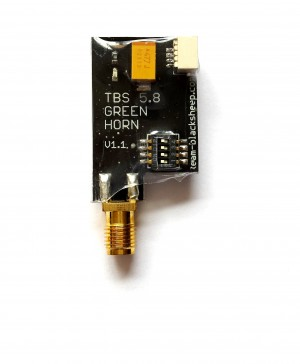 TBS UNIFY 5G8 (25mW) GREENHORN
