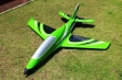 Pilot rc 2.2m Predator jet 09, retracts,air trap,tail pipe.