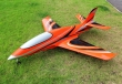 Pilot rc 2.2m Predator jet 08, retracts,air trap,tail pipe.
