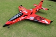 Pilot rc 2.2m Predator jet 02, retracts,air trap,tail pipe.