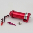 Miracle rc aluminum Electric Fuel Pump  Electric Fuel Pump Red