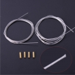 Rudder soft wire set 1500mm 2pcs