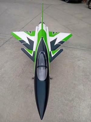 2 BLADES Spinner  5 in // 127 mm Black color Carbon Fiber   for SBach Plane
