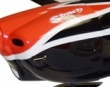 engine cowl 1350mm Sbach red black thunderbird