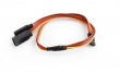 Y - cable extension 45 cm (JR) - 0,13mm2 26AWG - flat