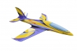 Pilot rc 2.2m Predator jet 27, retracts,air trap,tail pipe.