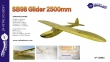 Value planes  SB98 Glider 2500mm wingspan built kit