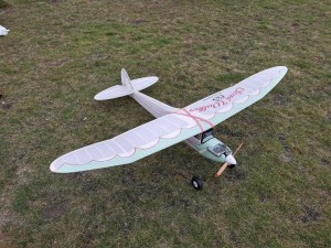 Value planes  Cloud Walker 65 Vintage plane 1650mm