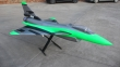 Pilot rc J10-B 2.84m Jet 07 retracts,air trap,tail pipe.