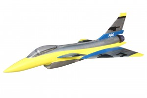 Pilot rc J10-B 2.84m Jet 08 retracts,air trap,tail pipe.